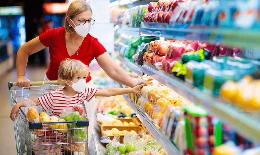 FOUR TIPS FOR SHOPPING WITH YOUR CHILD WITH AUTISM